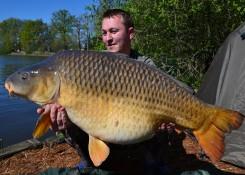 Marcin Bobka, 22,65 kg, bałwanek z kulki ryba skorupiak 18mm i pop up krab i banan18mm