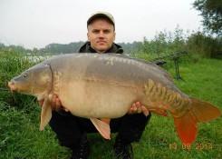 Maciej Kochelak, 14kg CF Ananasowy sok