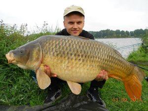 Maciej Kochelak, 15,3kg CF Ananasowy sok