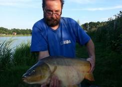 Rafał Ferdyn, 13,5kg CF Hook Pellet 16m