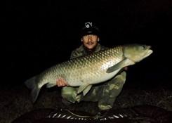 Grzegorz Stramowski, 14kg CF Ryba&Skorupiak + Pop up Fish Blend Mix
