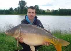 Krzysztof Dołowiec, 14kg Boosted Hookers Ryba&Skorupiak