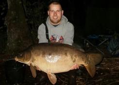 Mateusz Wróbel, 16,5kg CF Perfection Hookers Homar&Rak