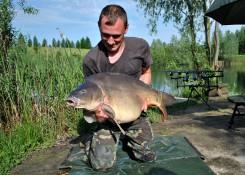 Norbert Regulski, 19,5kg CF Monstrualny Krab