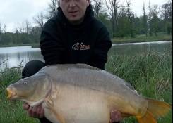 Wojciech Witkowski, 20,4kg Perfection Pop up Ryba&Skorupiak