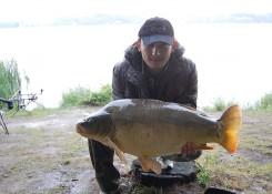 Grzegorz Stramowski 13,8kg, CF Ryba&Skorupiak
