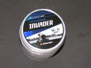 Invader to żyłka która rozciąga się trzykrotnie mniej niż inne żyłki