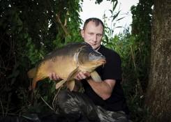 Norbert Regulski, 11kg CF Monstrualny Krab+Perfection Pop up Doskonała Truskawka