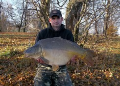 Paweł Goń, 17,2kg CF Perfection Hookers Homar&Rak