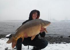 Łukasz Kocot, 13kg, Carp Food Ryba&Skorupiak