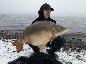 Łukasz Kocot, 21kg, Carp Food Ryba&Skorupiak