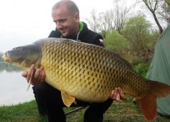 Łukasz Lechowski, 18kg, Tandem Baits Signal Clone Sztuczna Kukurydza
