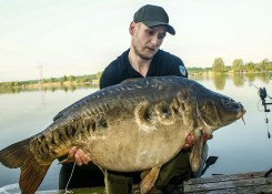 Łukasz Matuszewski, 22,5kg, Carp Food Kremowy Banan