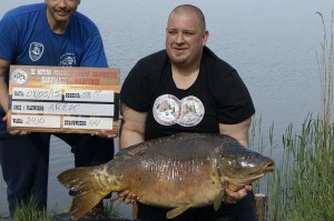 Arkadiusz Lesiak, 24,1kg, SuperFeed Fluo Pop Up Owocowa Bestia