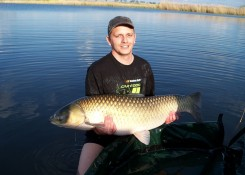 Damian Skrzypek, 20kg, CF Boosted Hookers Total Scopex