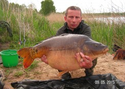 Tadeusz Bochenek, 17,96kg, Top Edition Pop Up Boilies&Dumbells Frenzy