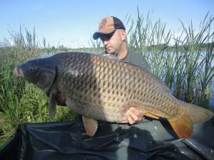 Piotr Szice 22,9kg, CF Ananasowy Sok+TB Signal Clone Sztuczna Kukurydza