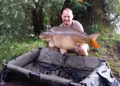 Jan Arski, 18,8kg, Perfection Pop Up Kremowy Banan