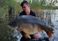 Kacper Bordzoł, 22,9kg, CF Wanilia Śmietanka+Doskonała Truskawka
