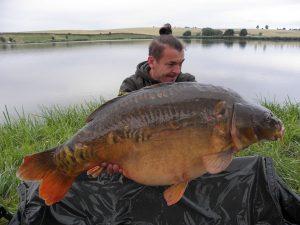 Mariusz Szulik, 25,1kg, CF Perfection Hookers Homar&Rak