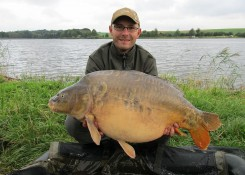 Marcin Mrugała, 21kg, Carp Food Homar&Rak+Perfection Pop Up Krab&Banan