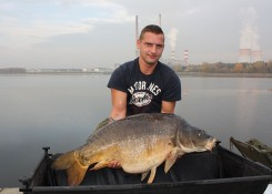 Wojciech Wójcik,28kg, CF Perfection Pop Up Monstrualny Krab
