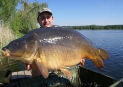 Grzegorz Kruszyna, 22,1 kg, SuperFeed Kałamarnica&Pomarańcza