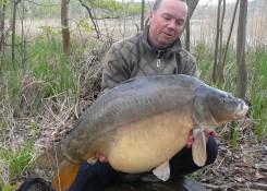Jerzy Jurć, 20,9 kg, Carp Food Ryba&Skorupiak