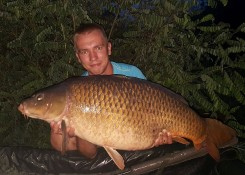 Damian Świerczewski, 21,5 kg, SuperFeed Fatty Pellet Owocowa Bestia