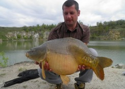 Grzegorz Kądziela, 13 kg, CF Doskonała Truskawka