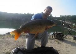 Grzegorz Kądziela, 16,4 kg, SuperFeed Kałamarnica&Pomarańcza