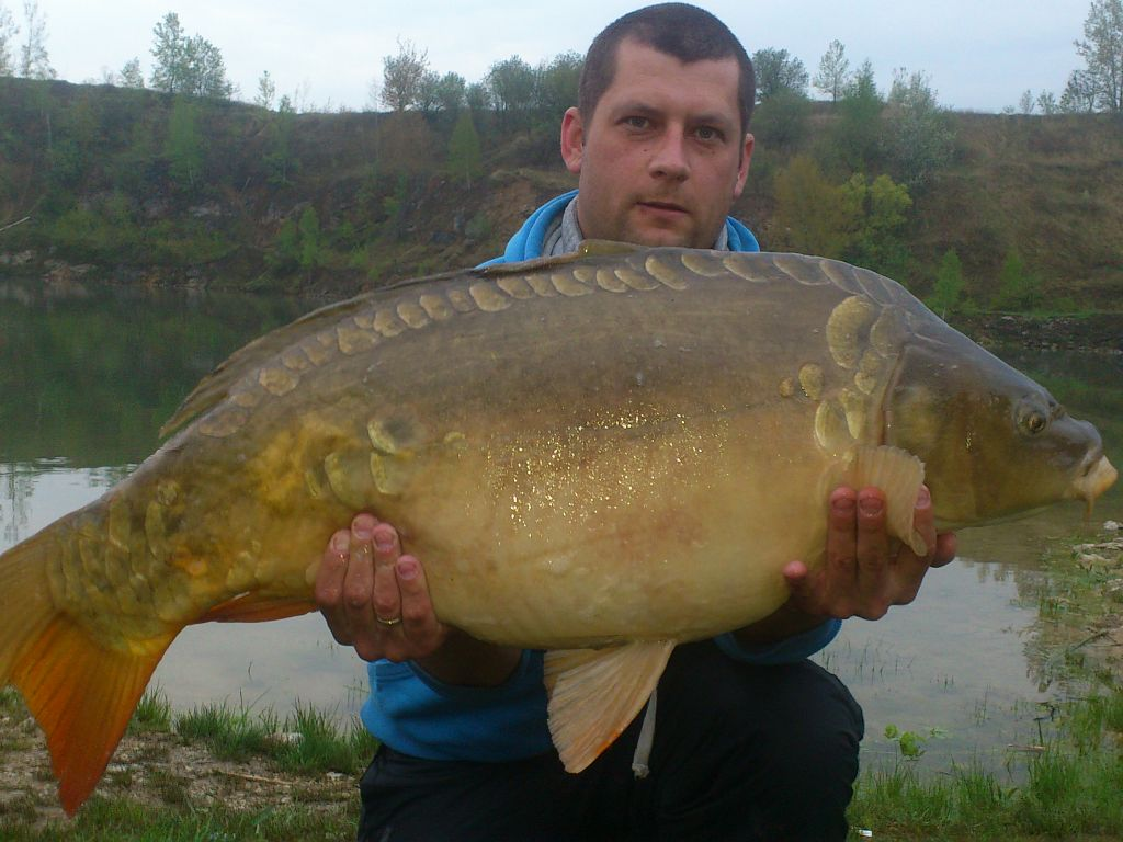 Grzegorz Kądziela, 16,7 kg, SuperFeed Kałamarnica&Pomarańcza