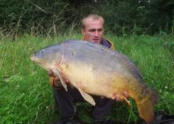 Mateusz Janasik, 19,5 kg, CF Bananowy Krem