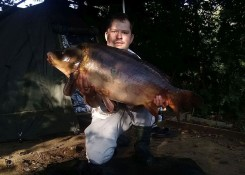 Mateusz Smoderek, 17kg,  SuperFeed Fluo Pop Up Truskawka Kremwa