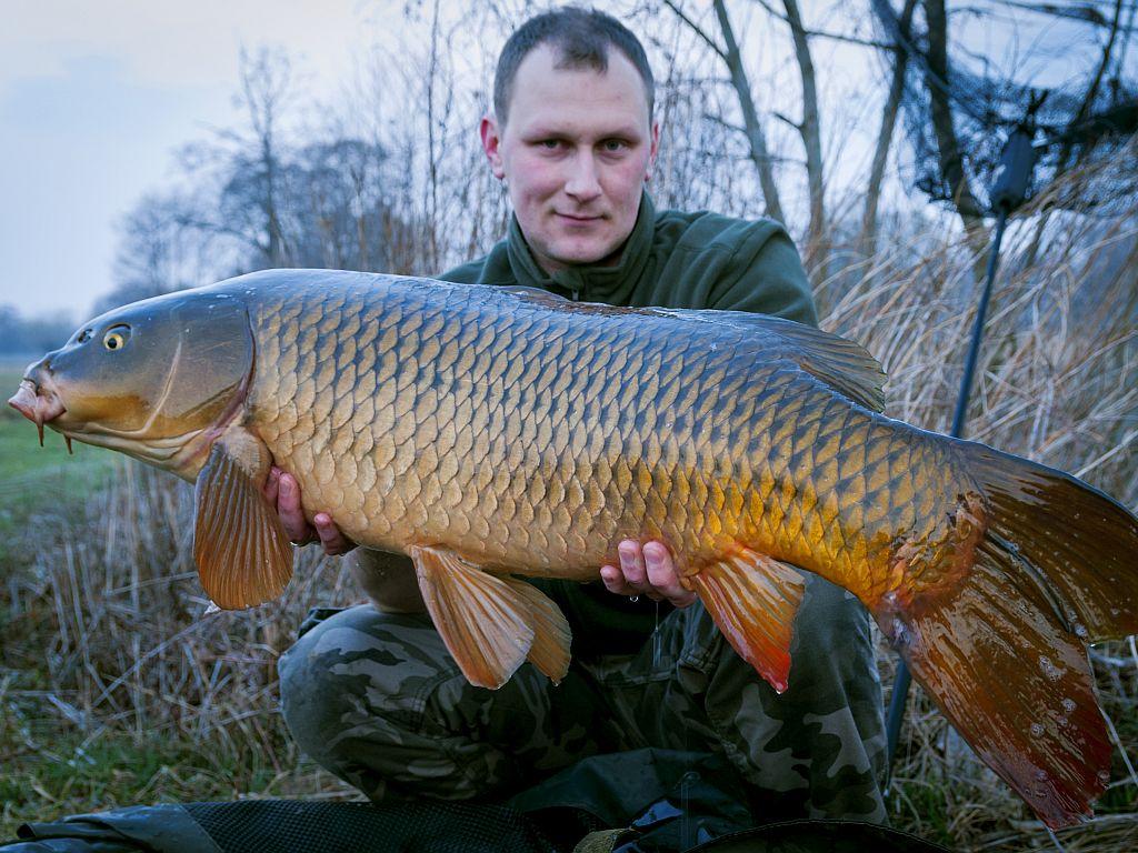 Norbert Regulski, 18,8kg, SuperFeed Szalony Homar