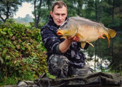 Norbert Regulski, 14,5kg, CF Homar&Rak