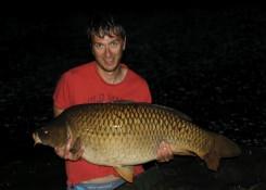 Tomasz Wielgus, 20,5kg, CF Perfection Hookers Japońska Kałamarnica